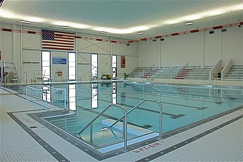 Jay County HS Pool - Sectional Host Since 2008